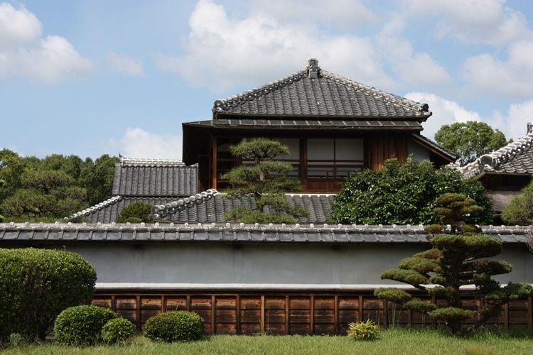 former hosokawa residence samurai kumamoto