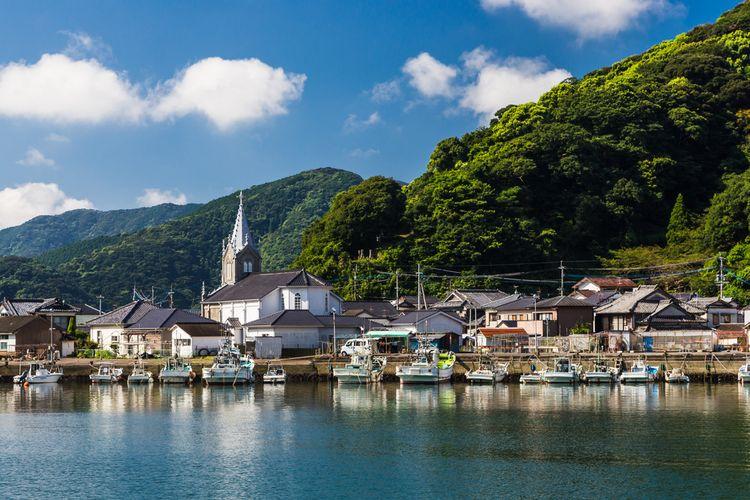 sakitsu church amakusa islands kumamoto