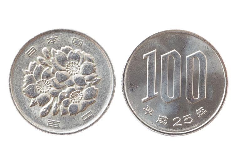 100 yên Nhật