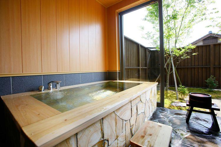 高千穂 神隱獨棟旅宿浴池