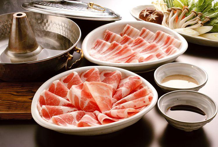 鹿兒島的代表美食黑豬料理