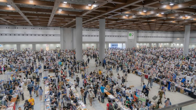 comiket convention