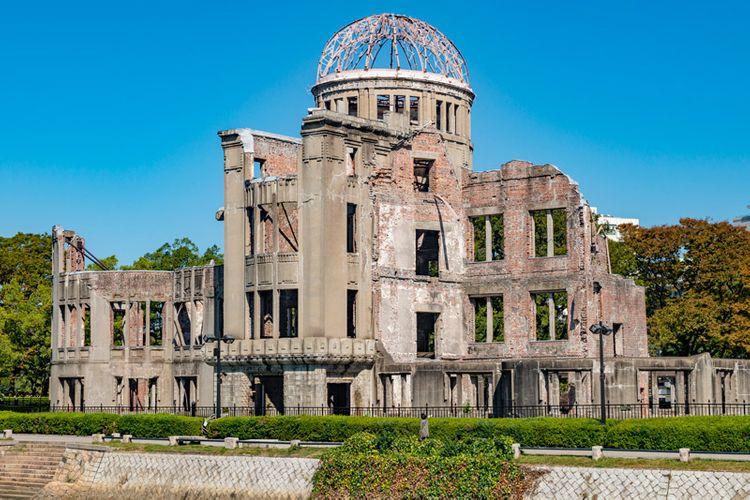 โดมระเบิดปรมาณูและสวนสาธารณะสันติภาพ