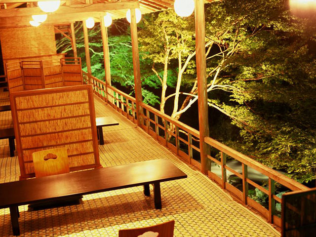 10Japanese style hotel and restaurant, Kinsuitei