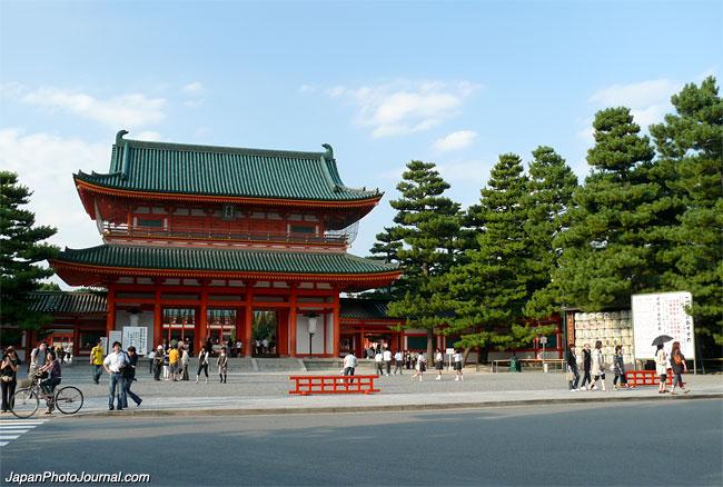 4. Heian-jingu
