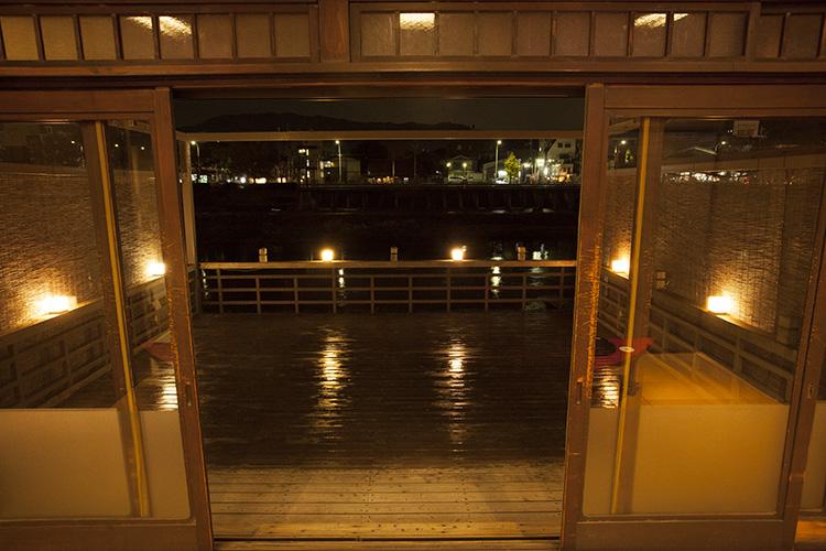 4Traditional Kyoto food restaurant,Mameya-Genzo