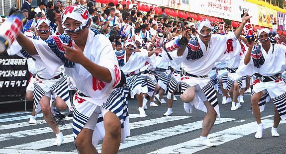 Tokushima Awa-Odori Folk Dance Festival