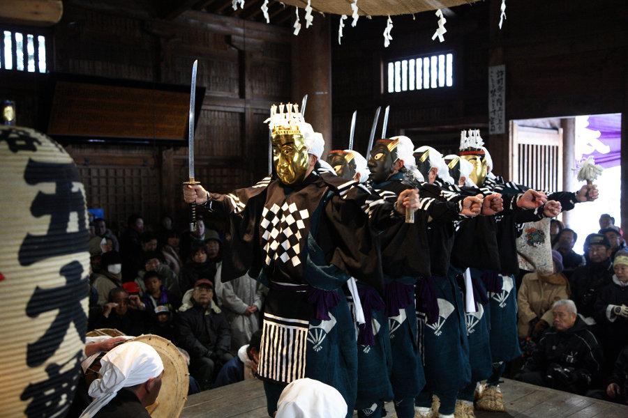 Dainichido Bugaku