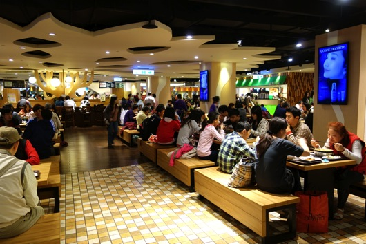 Department Store Foodcourt