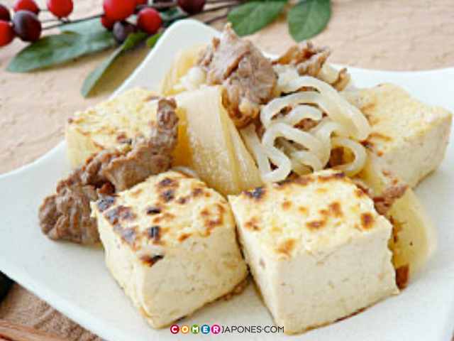 yaki-tofu