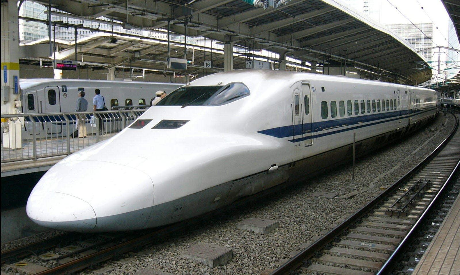 4rail.net - Reference - Super Fast Trains - Shinkansen
