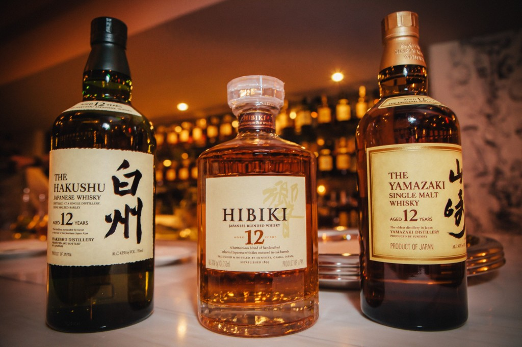 19. Japanese whiskey