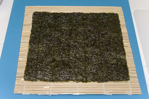 2. seaweed