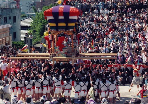 6. Nagasaki Kunchi Festival