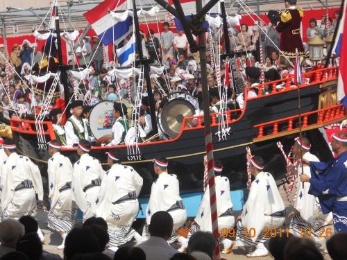 7. Nagasaki Kunchi Festival