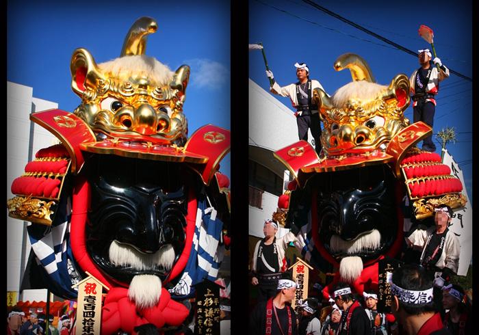 10. Helmet of Samurai lord Kenshin Uesugi