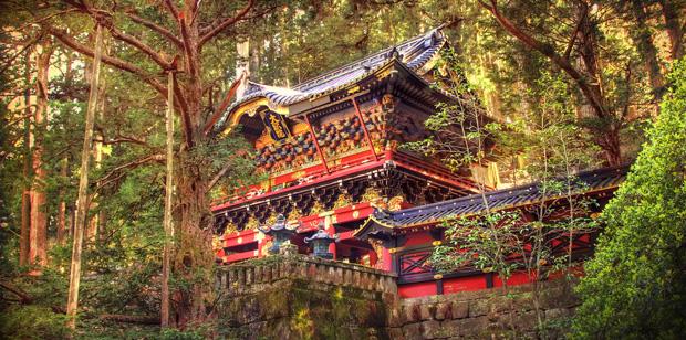 4. Toshogu Shrine