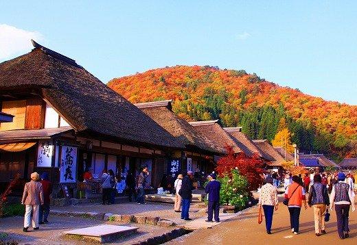 大内宿200911