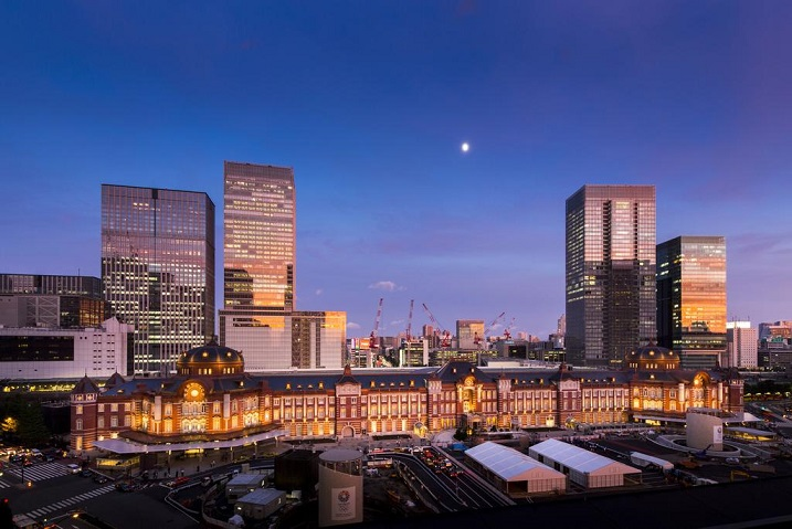 13. The Tokyo Station Hotel 2