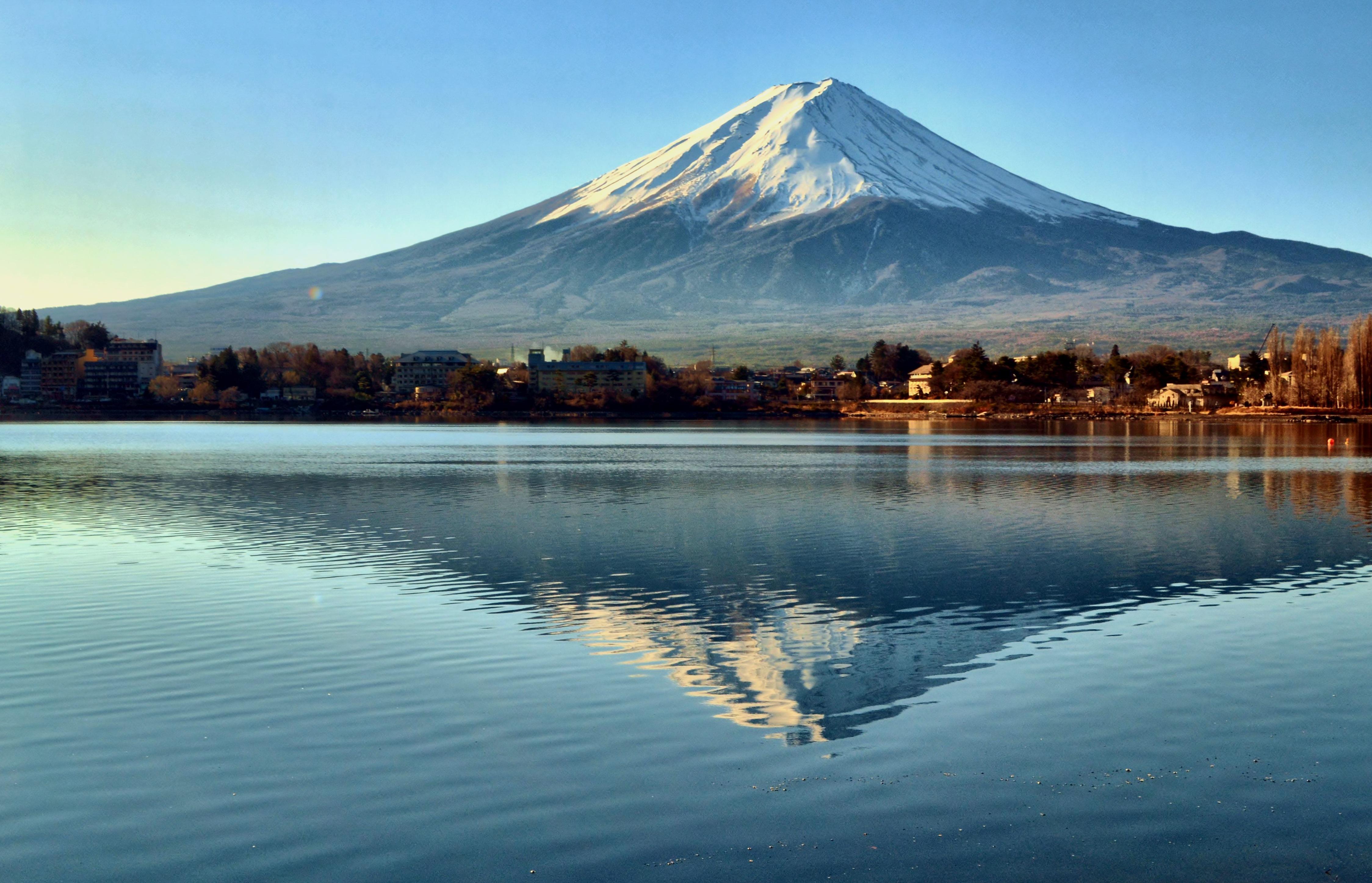 Natural Images Of Japan