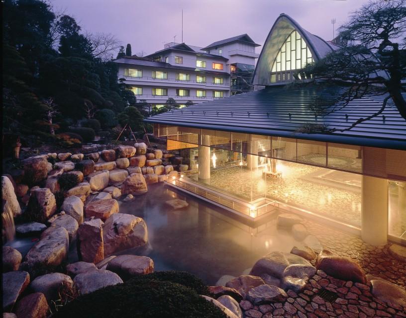17. Tamatukuri Grand Hotel Choseikaku
