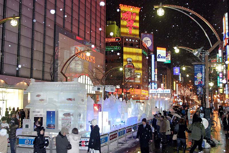 6. Susukino Site