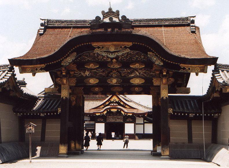 9. Nijo Castle