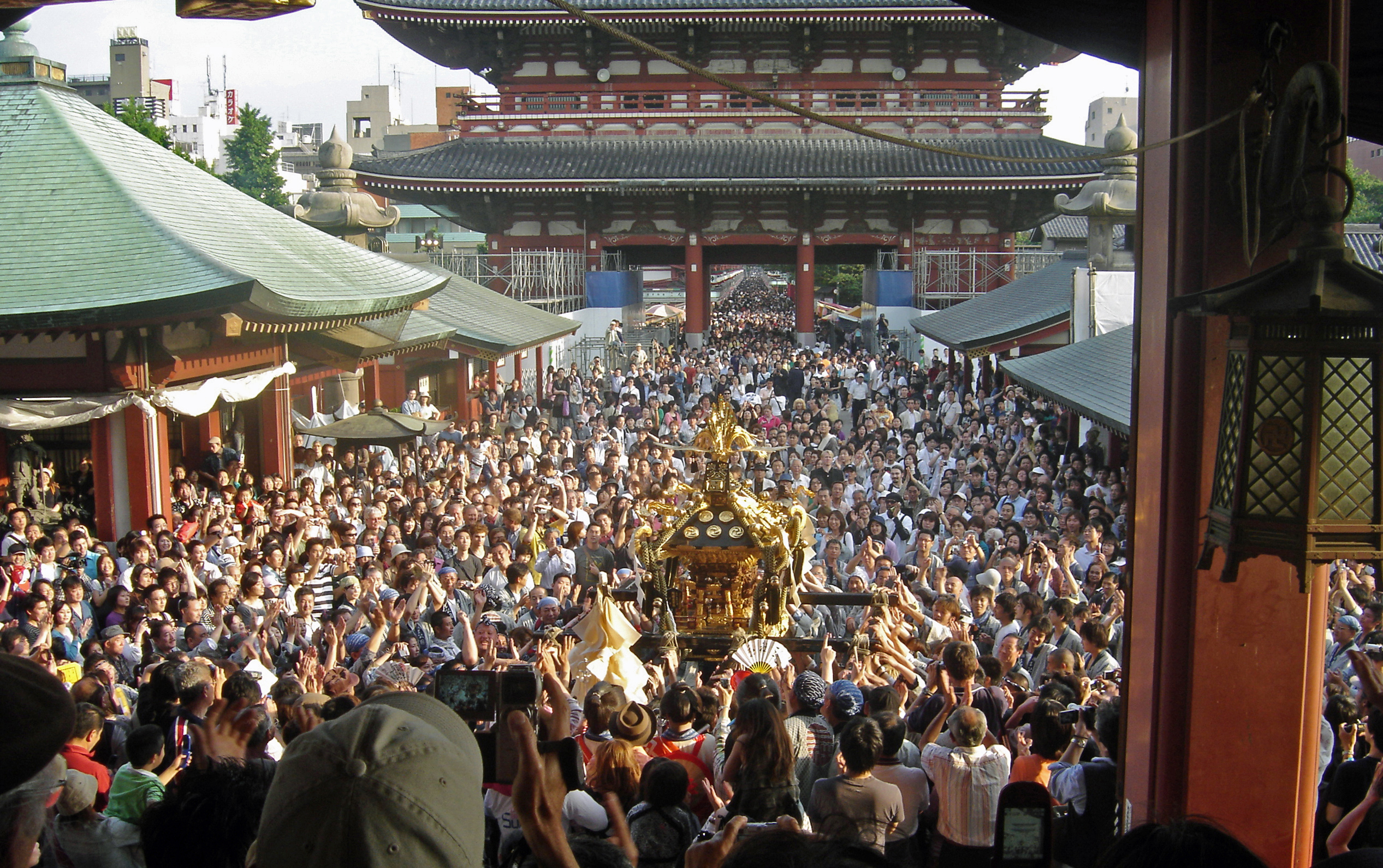 10 Popular Japanese Festivals | tsunagu Japan