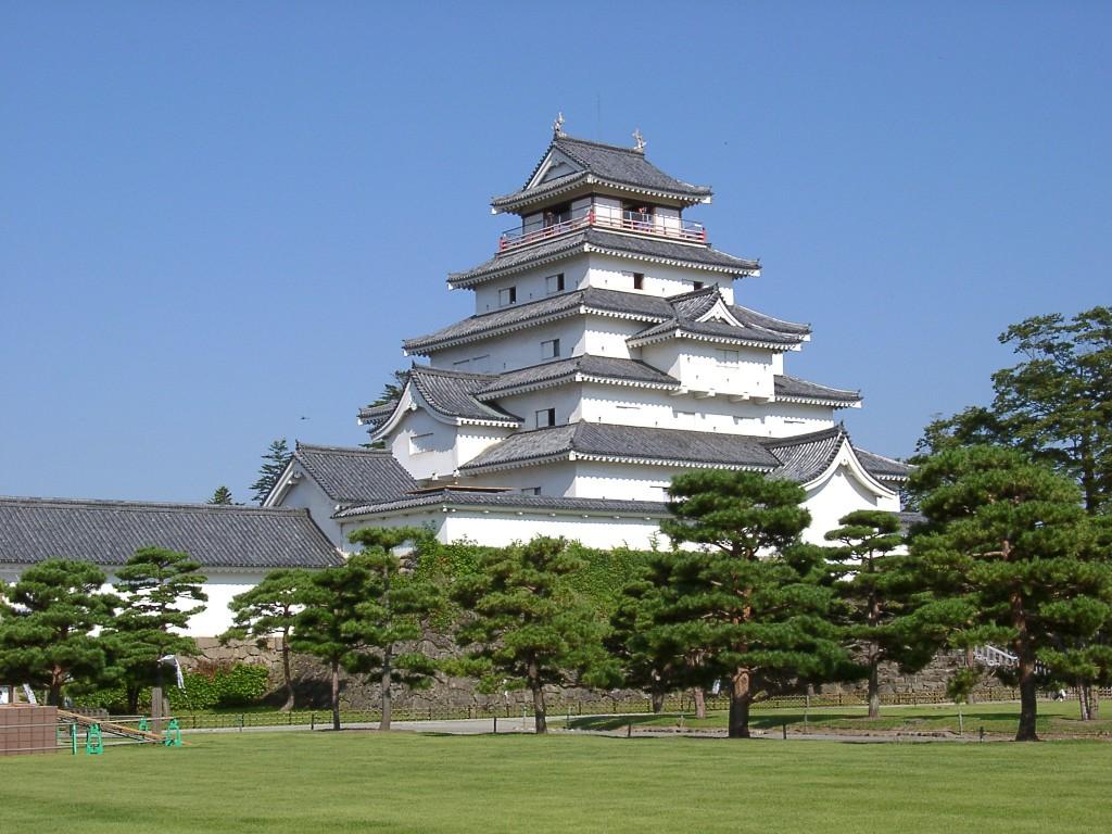 wakamastu castle