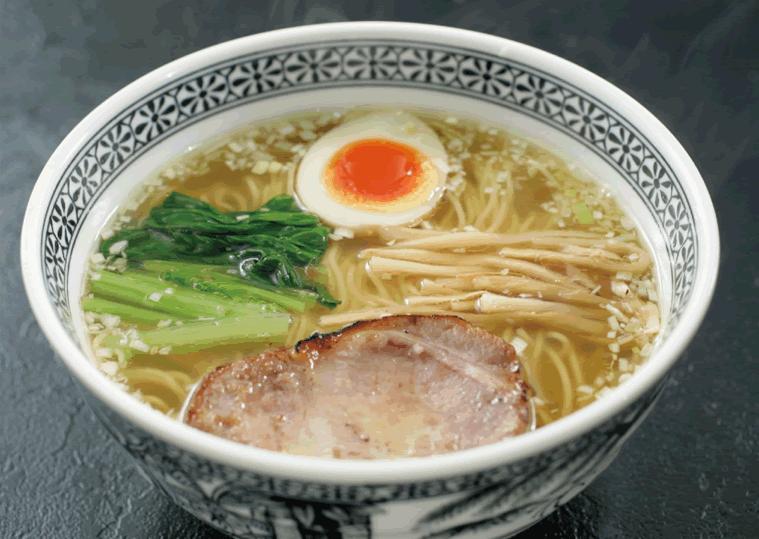 Nakamuraya's Shio Ramen