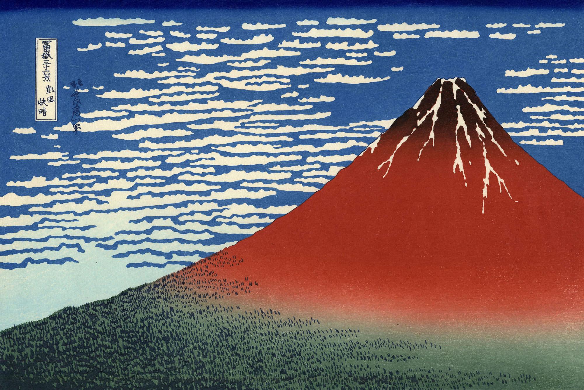 hokusai-fuji