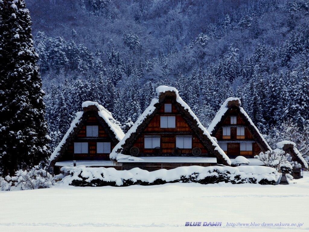 sirakawa-winter