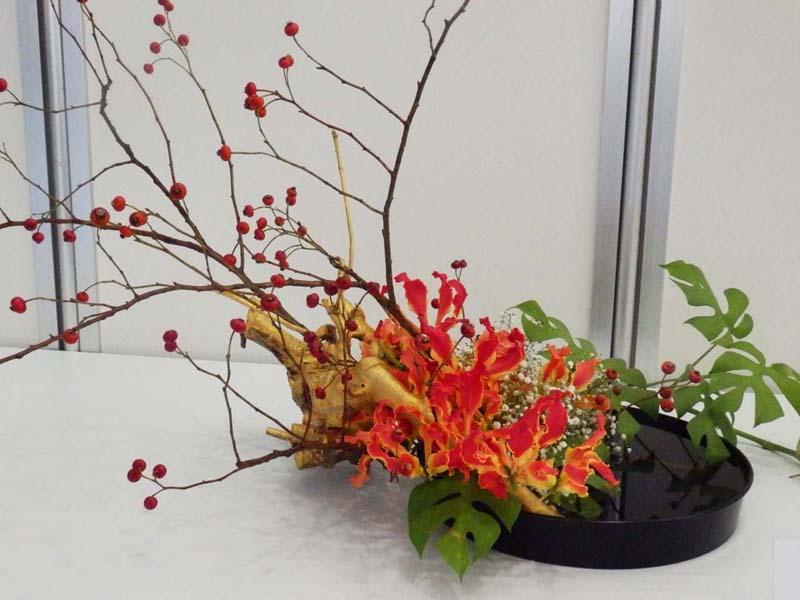 ikebana-sakuhin