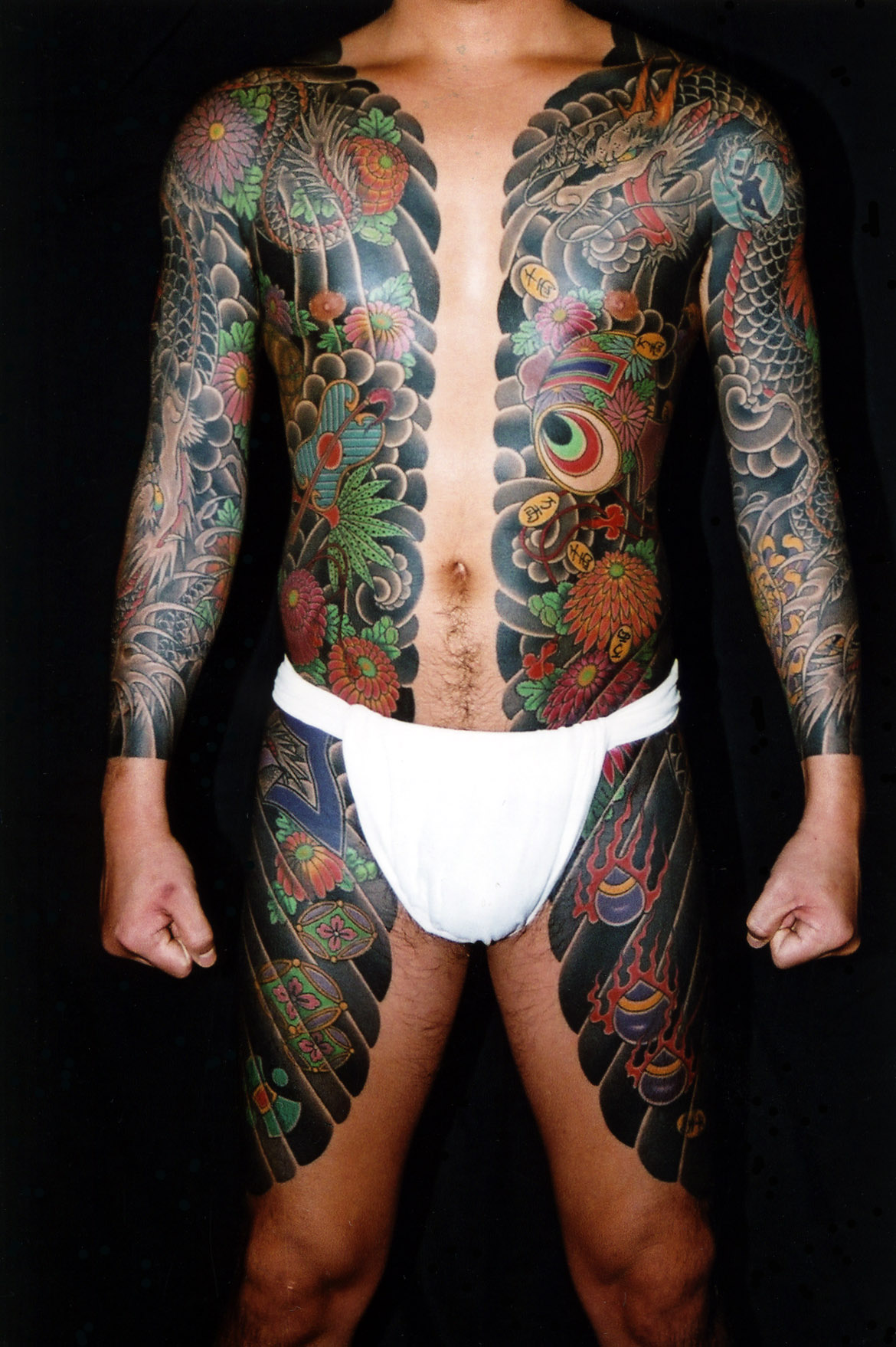 Tattoos In Japan 76