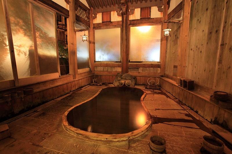 8.渋温泉