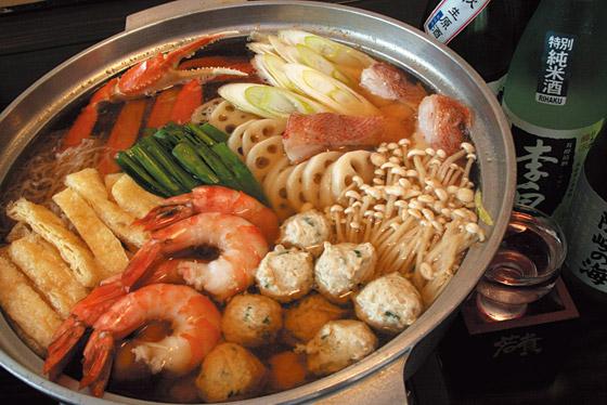 1.ちゃんこ料理