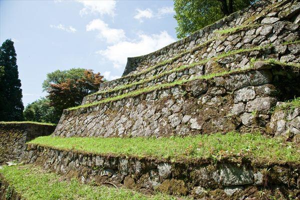 10岩村城跡