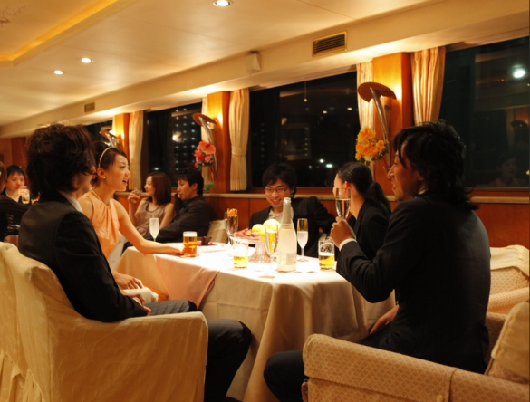 10. Party Cruise