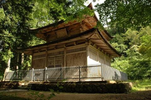 11安国寺経蔵