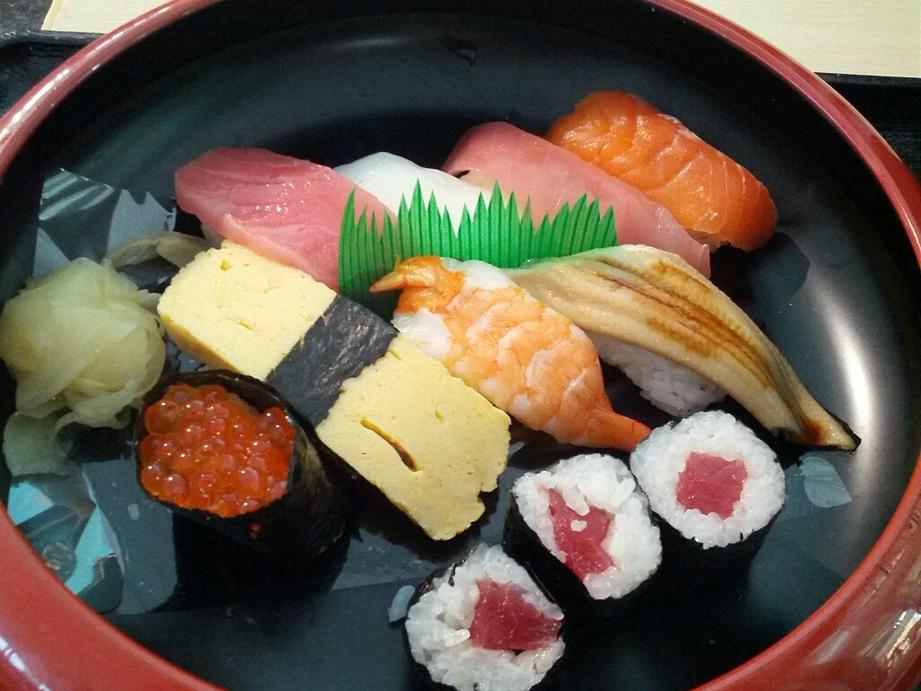 11.がんこ寿司1