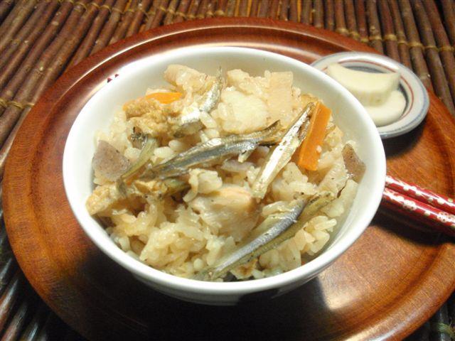 2. いりこ飯