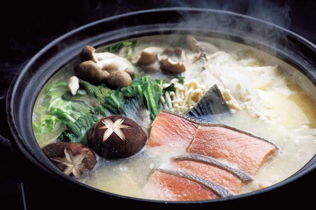 2. 石狩鍋