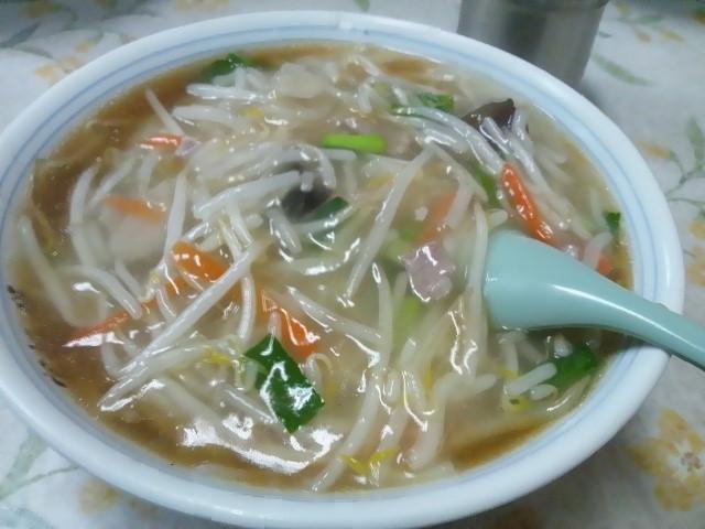 5.サンマー麺