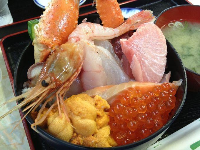 6. 海鮮丼