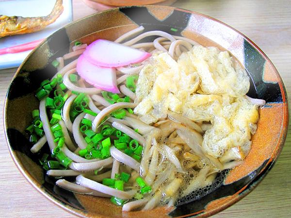 6. 祖谷そば【