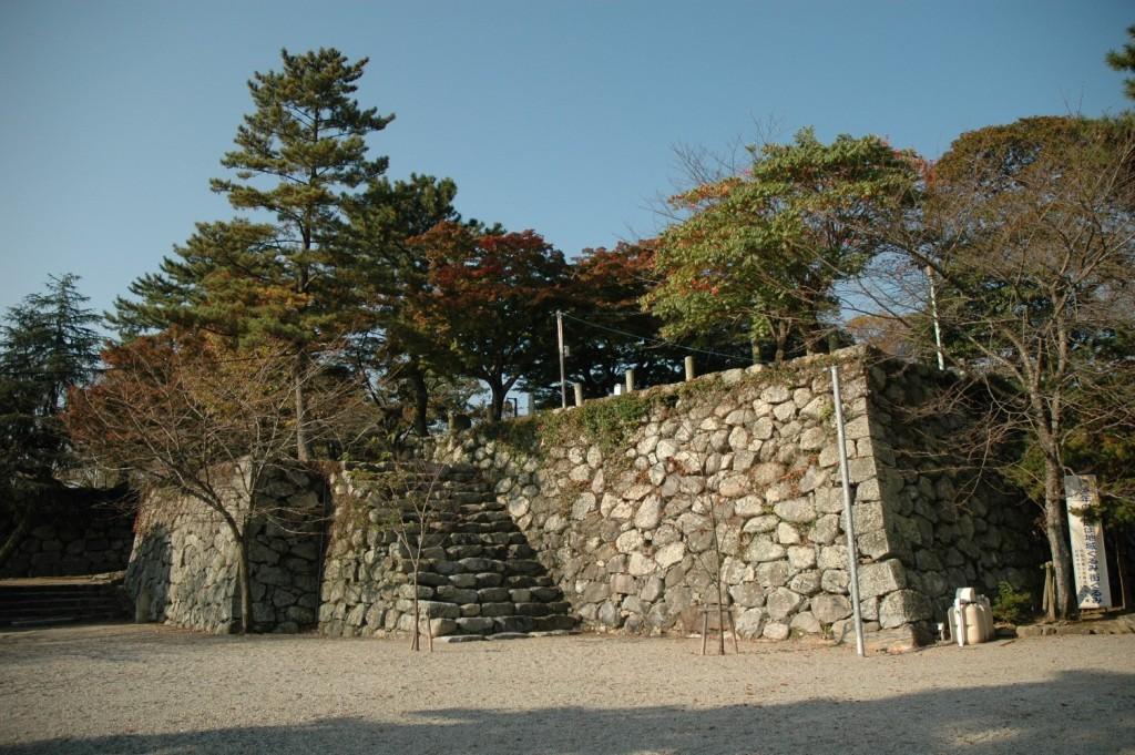 7. 松阪城跡