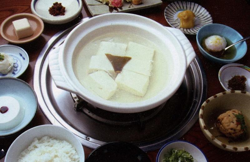 7. 湯豆腐
