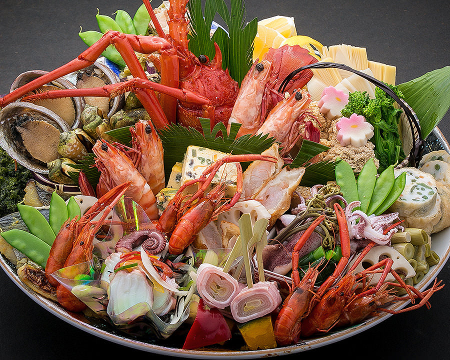8. 皿鉢料理【