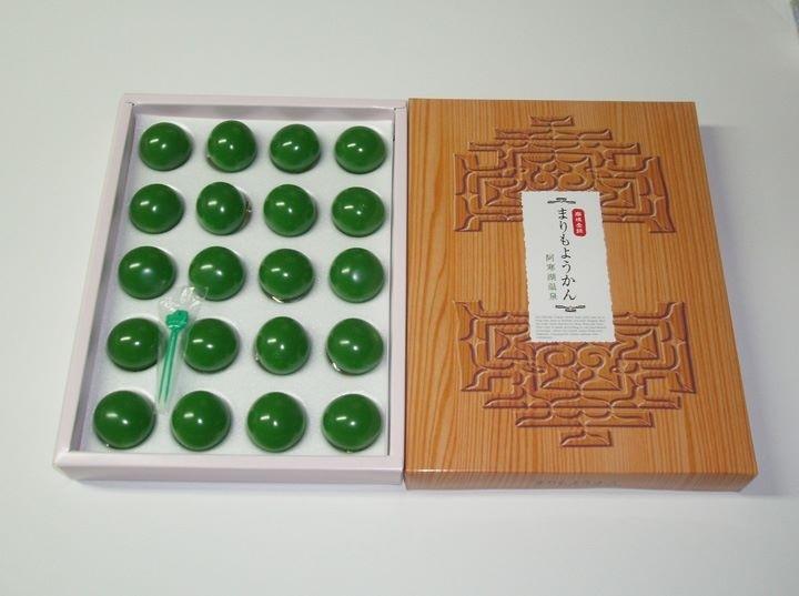 9. 北海まりも製菓