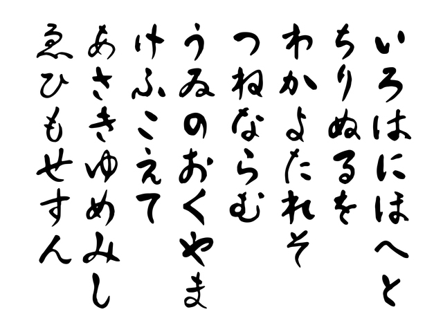 13 Facts You Did Not Know About Hiragana The Japanese Alphabet